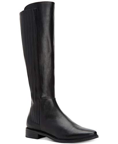 Calvin Klein Frauen Geschlossener Zeh Fashion Stiefel Schwarz Groesse 9.5 US /41 EU -
