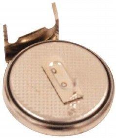 CR2032L pile au lithium à souder