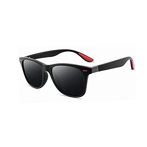 SJZC Herrensonnenbrille Polarisiertes Licht Ultraleichte Trendmode Bewegung im Freien für Männer und Frauen Wandern, im Freien, Fahren, Joggen, Angeln