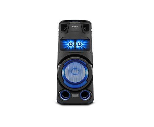 Oferta de Sony MHC-V73D - Altavoz de Alta Potencia (High Power Bluetooth Party Speaker) con el Sonido y Luces de Fiesta omnidireccional