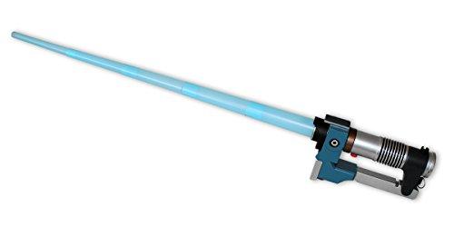 Star Wars Rebels Lichtschwert Ezra Bridger / Laserschwert mit blauer (Wars Rebels Lichtschwert Star)