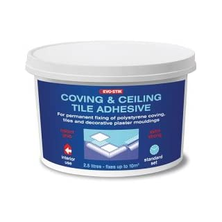 Evo Stik Coving & Ceiling Tile Adhesive Standard (522629)