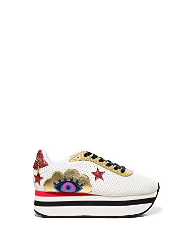 Desigual Schuhe - Sneaker - Shoes_Space Surreal 18SSKP25-2018 (40)