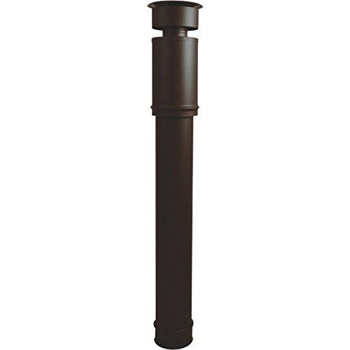 Terminal vertical noir BIOTEN D80/125 479885