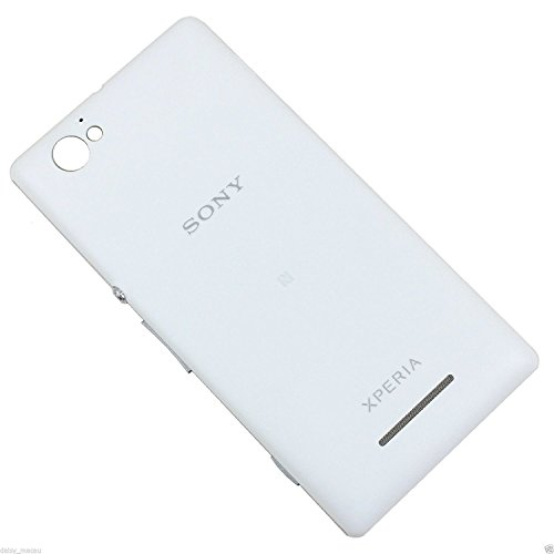 A.C White Replacement Battery Door Panel Housing Back Cover Case with NFC for Sony Xperia M / C1904 / C1905 / C2004 / C2005  available at amazon for Rs.499