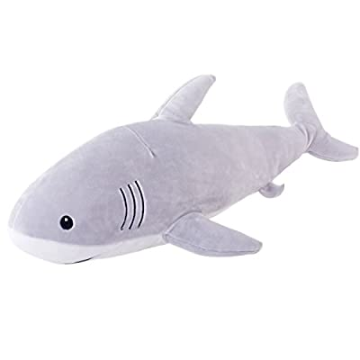 Lazada Ocean Sharks Stuffed Animals Super Soft Pillows Shark Baby Dolls Toys