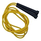 Lonsdale 8ft Speed Skipping Rope Yellow -