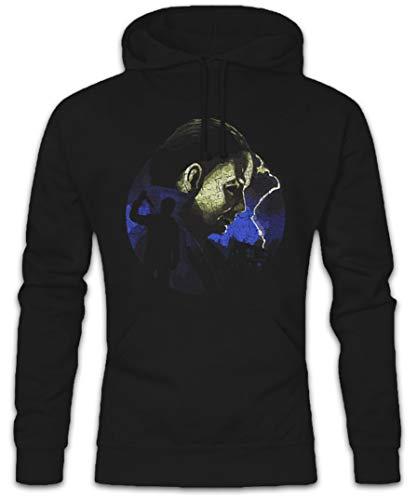 Urban Backwoods Myers Lightning Hoodie Kapuzenpullover Sweatshirt Größen S - 2XL