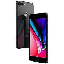 Apple iPhone 8 Plus - Smartphone con Pantalla DE 13,9 cm (64 GB, Gris Espacial)