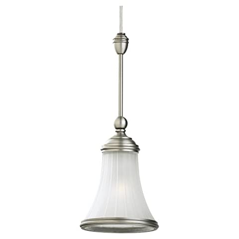 Sea Gull Lighting 94563-965 Torry Convertible Assembly, Antique Brushed Nickel by Sea Gull Lighting