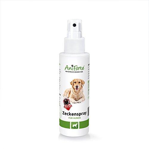 aniforte garrapatas Spray 100ml–Producto natural para perros
