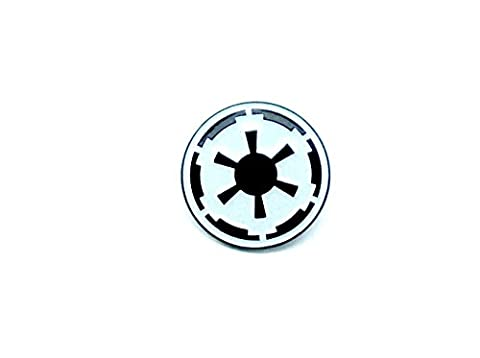 Imperial Forces Star Wars Cosplay Metal Pin Badge