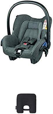 Bébé Confort Seggiolino Auto Citi Ovetto Neonato 0-13 Kg, Grigio Scintillante, con Dispositivo Antiabbandono,