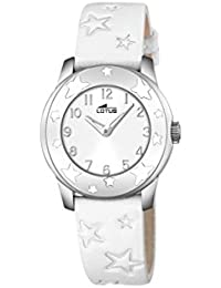 Reloj Lotus Niña Comunión 18274/1 Estrellas Blanco