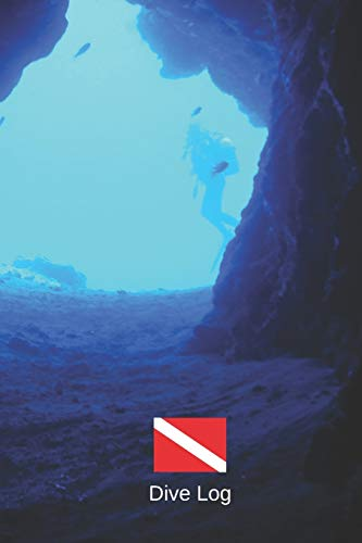 DIVE LOG: DETAILED SCUBA DIVING LOGBOOK FOR UP TO 120 DIVES. CREATIVE AND HANDY GIFT FOR DIVERS. CAVE. -