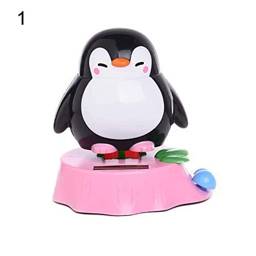 ot Schaukel Spielzeugauto Armaturenbrett Cartoon Pinguin Ornament Puppe Langlebig und Nützlich ()