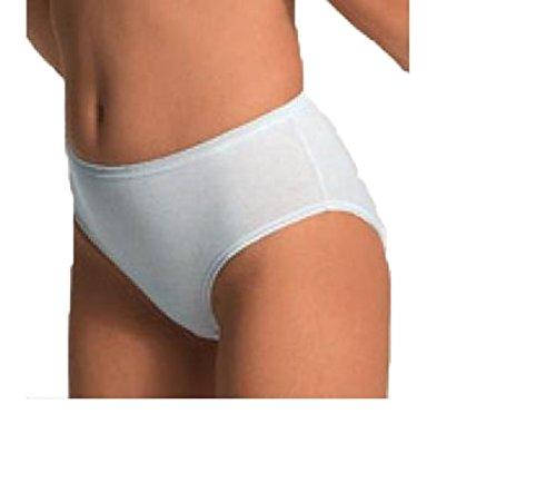 3 Slip donna l'altra Cotonella 3940 3 taglia Bianco
