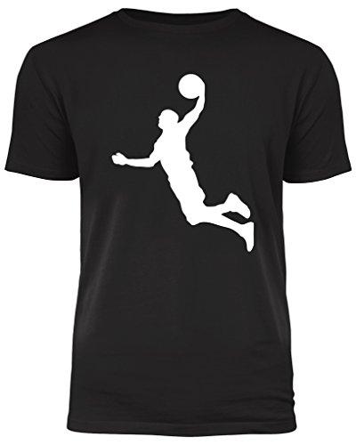 Basketball Dunk - Basketball T-Shirt - ideal ALS Geschenk (XL)