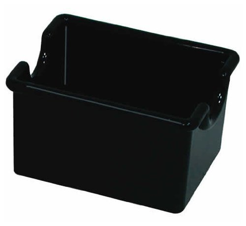 Update International SPH-BK Plastic Sugar Packet Holder, 2-Inch, Black by Update International -