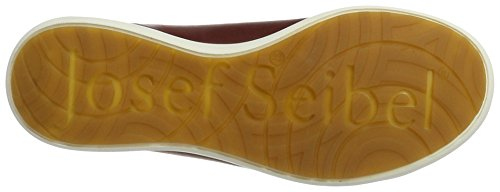 Josef Seibel Damen Sina 11 Sneaker Rot (Carmin)