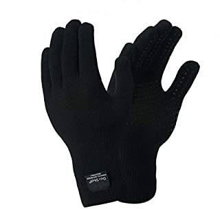 Dexshell AquaThermal 100% Waterproof and Breathable Gloves – Med
