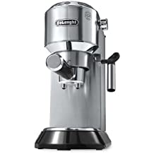 DeLonghi EC 680.M - Cafetera (acero inoxidable, capacidad 1 litro, anti goteo, color plata)