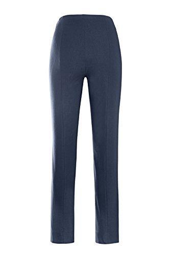 Uomo Loli stelo 782, Pantaloni Stretch Senza Bund, interno felpato Blu notte