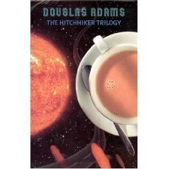 The Hitchhiker's Guide to the Galaxy - Boxed Set (5 Volumes) by Douglas Adams (10-Apr-2002) Paperback
