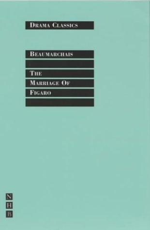 Mariage de Figaro: Play (Drama Classics) by Pierre Augustin Caron De Beaumarchais (2001-09-28)