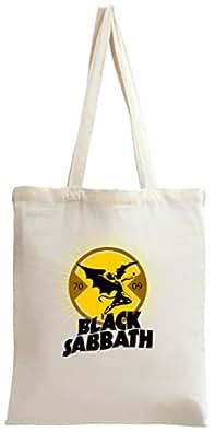Black Sabbath Logo Tote Bag