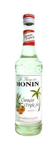 Le Sirop de Monin Curacao Triple Sec Sirup 0,7l - Sirup Triple Sec