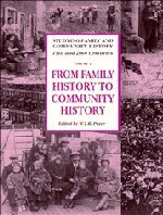 From Family History to Community History (Studying Family and Community History)