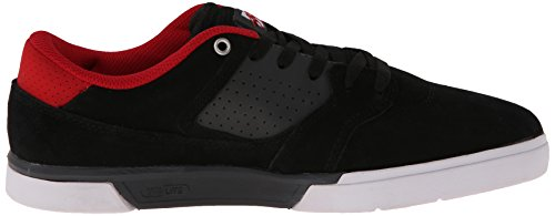 DC Shoes Cole Lite, Herren High-Top Sneaker Schwarz (Black/Grey)