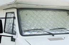 Preisvergleich Produktbild Thermomatten-Set für VW LT 28-31 bis Baujahr 1996 grau