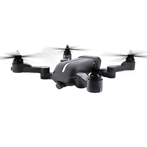 MinusK Mini Drohne mit 4K Kamera Live Übertragung für Kinder Anfänger WiFi FPV,Kopflos Modus,3D Flip,Höchenhaltung, RC Quadrocopter, Anfänger RTF (Schwarz)