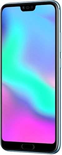 """Foto Honor 10 Smartphone, 4G LTE, 64GB di memoria, 4GB RAM, Kirin 970 octa-core con GPU Turbo, Display 5.8"""" FHD+, Doppia Fotocamera 24+16MP, Grigio [Italia]"""