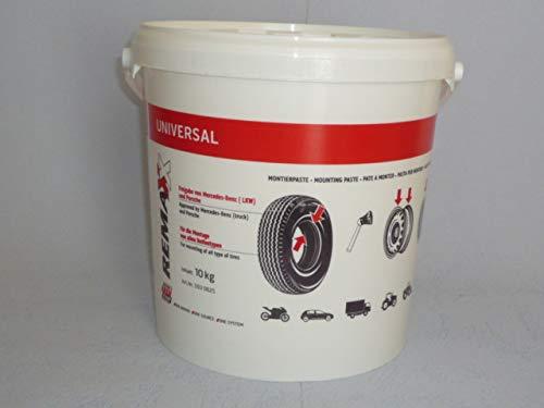 Rema 593062 Tip Top Pâte de montage universelle 10 kg