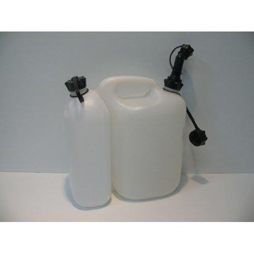 Preisvergleich Produktbild OREGON Kombikanister Doppelkanister für Motorsägen