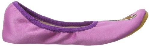 Beck Pferd 248 Mädchen Gymnastikschuhe Violett (viola 19)