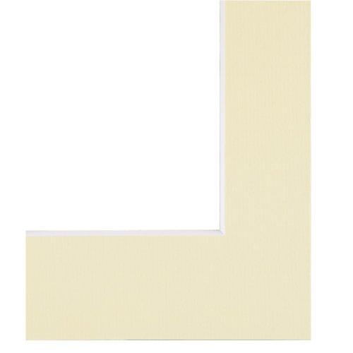 Hama Premium-Passepartout Elfenbein 30 x 40 / 20 x 30 cm