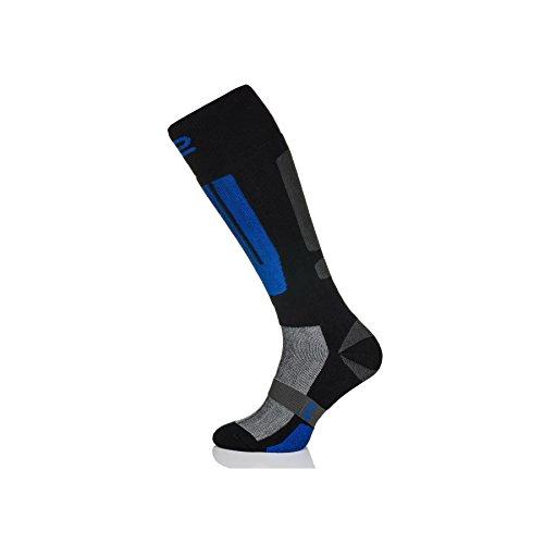 skisocken-snowboardsocken-modell-xs-1-atmungsaktiv-und-warm-damen-herren-kinder-schwarz-blau-44-46