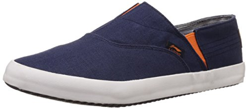 Li-Ning Men's Cloud Navy Loafers - 9 UK  available at amazon for Rs.955