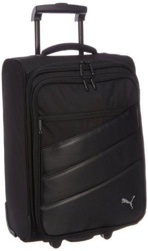 PUMA Torolley Team Trolley Bag - Equipaje, color negro, talla 36 x 51 x 18 cm