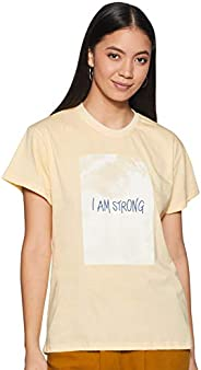 GiglyMigly Cotton Women Casual Tshirt
