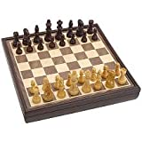 Pavilion Games: Deluxe Wooden Chess Set