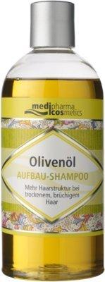 OLIVENÖL AUFBAU-Shampoo 500 ml Shampoo