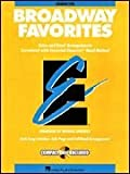 Essential Elements Broadway Favorites zeigen mit CD EB Alt-Klarinette