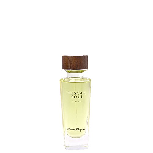 Tuscan Soul Convivio di Salvatore Ferragamo - Eau de Toilette Edt - Spray 75 ml.