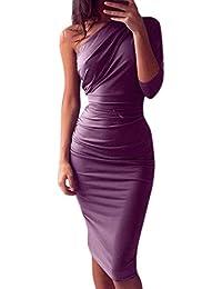 1cecadb25d3e Amazon.it  Capodanno - Tubino e Peplum   Vestiti   Donna  Abbigliamento
