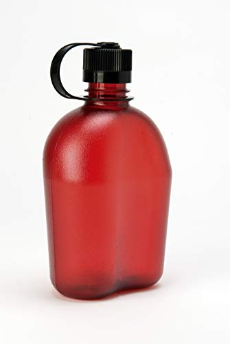 Nalgene Trinkflasche 'Everyday Oasis' - 1 L (rot, 1 L) -